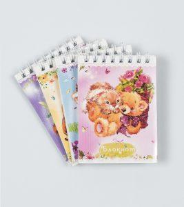 Блокнот Дитяча акварель - 60 аркушів