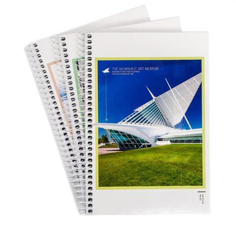 """Блокнот А5 """"Світова архітектура"""" фото"""