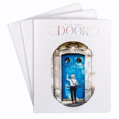 "Тетради общие ""Двери в будущее"" фото"